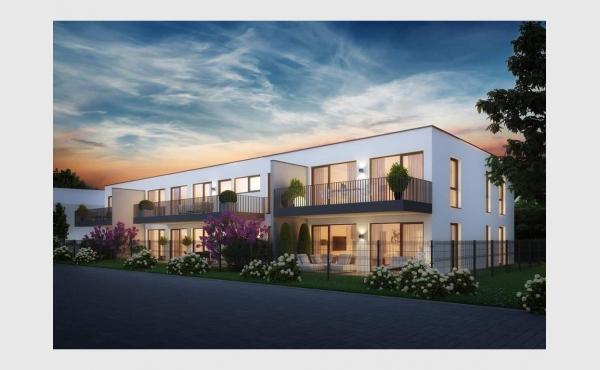 Neubau ETW's in Stadtbergen, Nähe Uniklinik